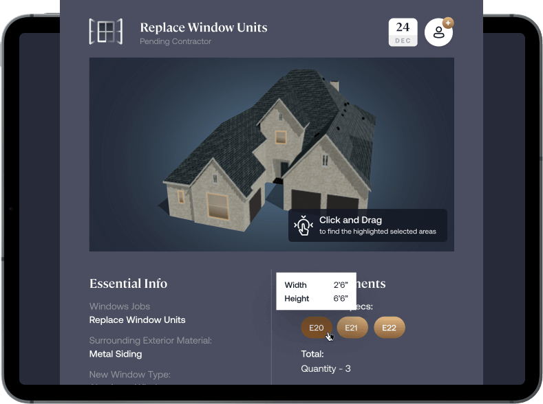Accurate Home Specs